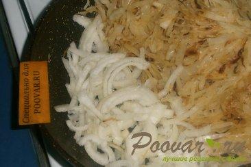 Тушёная капуста с колбасой Шаг 4 (картинка)