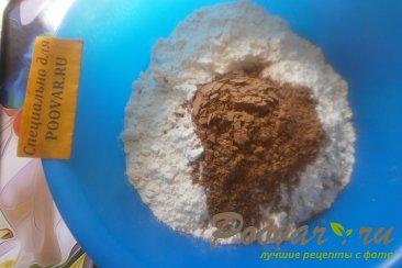 Шоколадные оладьи Шаг 3 (картинка)