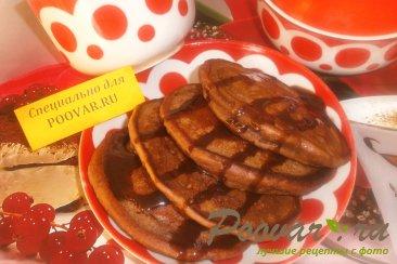 Шоколадные оладьи Шаг 8 (картинка)
