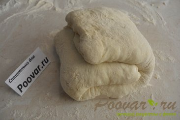 Дрожжевое тесто для хлеба Шаг 10 (картинка)