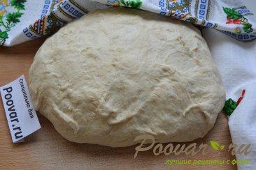 Хлеб-багет с сыром и чесноком Шаг 1 (картинка)