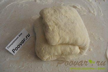 Хлеб-багет с сыром и чесноком Шаг 2 (картинка)