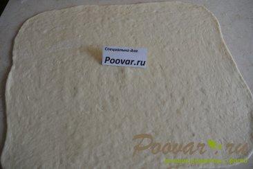 Хлеб-багет с сыром и чесноком Шаг 3 (картинка)