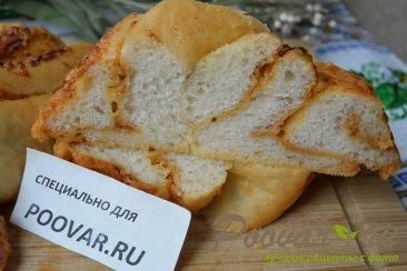 Хлеб-багет с сыром и чесноком Шаг 10 (картинка)