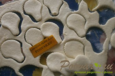 Несладкое творожное печенье Шаг 7 (картинка)