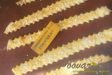 Несладкое творожное печенье Шаг 14 (картинка)