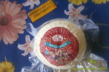 Пицца с луком и маринованными огурцами Шаг 13 (картинка)