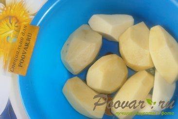 Картофельные драники с ветчиной и сыром Шаг 1 (картинка)