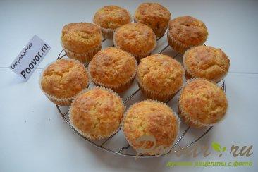 Сырные кексы с пастромой Шаг 8 (картинка)