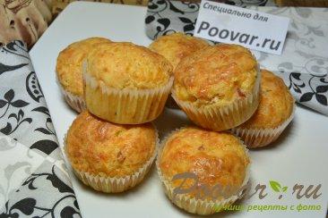 Сырные кексы с пастромой Шаг 9 (картинка)