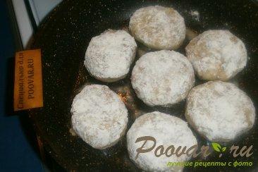 Котлеты из гречки и картофеля Шаг 7 (картинка)