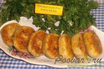Котлеты из гречки и картофеля Шаг 9 (картинка)