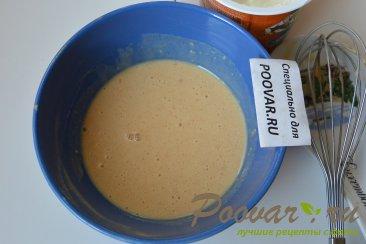 Быстрый завтрак из омлета и сыра за 5 минут Шаг 2 (картинка)