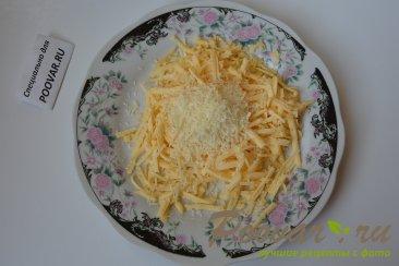 Быстрый завтрак из омлета и сыра за 5 минут Шаг 4 (картинка)