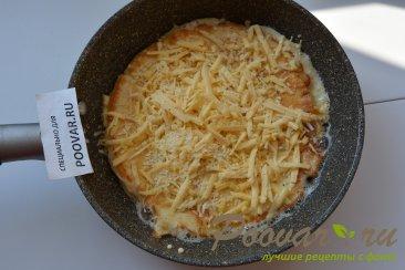 Быстрый завтрак из омлета и сыра за 5 минут Шаг 6 (картинка)