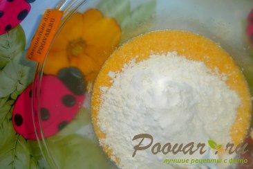 Пирог с ореховым штрейзелем Шаг 3 (картинка)