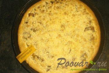 Пирог с ореховым штрейзелем Шаг 12 (картинка)