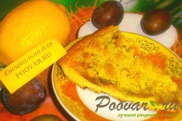 Пирог с ореховым штрейзелем Шаг 14 (картинка)