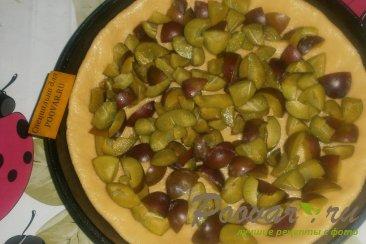 Пирог с ореховым штрейзелем Шаг 10 (картинка)