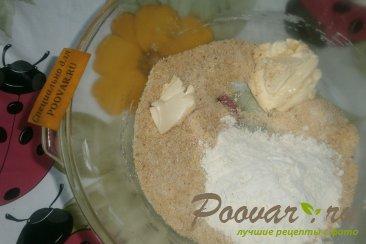 Пирог с ореховым штрейзелем Шаг 6 (картинка)