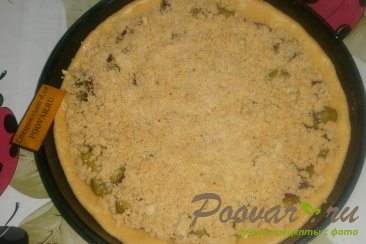 Пирог с ореховым штрейзелем Шаг 11 (картинка)