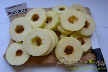 Яблочные колечки в слоеном тесте Шаг 2 (картинка)