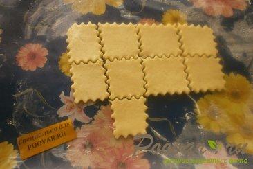 Печенье крекер с кунжутом Шаг 5 (картинка)