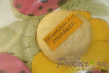 Печенье крекер с кунжутом Шаг 3 (картинка)