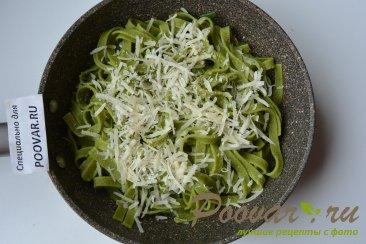 Паста с вялеными помидорами и сыром Шаг 6 (картинка)