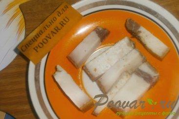 Картофель фаршированный гречневой кашей Шаг 4 (картинка)