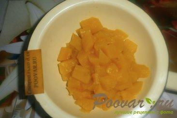 Тыква с орехами и мёдом Шаг 4 (картинка)