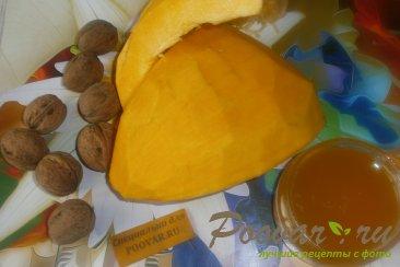 Тыква с орехами и мёдом Шаг 1 (картинка)