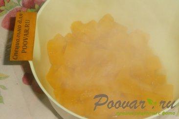 Пирог с тыквенным пюре Шаг 2 (картинка)