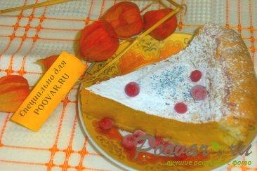 Пирог с тыквенным пюре Изображение