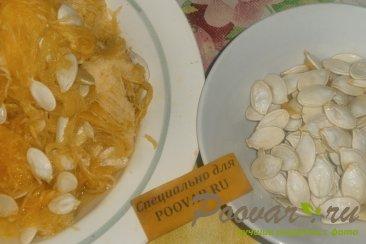 Сушка тыквенных семечек в духовке Шаг 4 (картинка)
