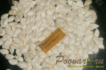 Сушка тыквенных семечек в духовке Шаг 9 (картинка)