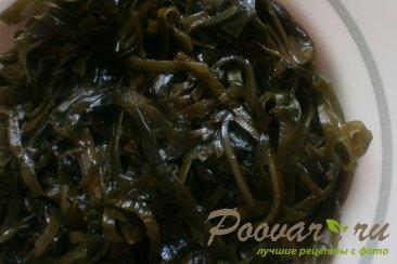 Салат из морской капусты с французской горчицей Шаг 1 (картинка)