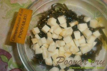 Салат из морской капусты с французской горчицей Шаг 3 (картинка)