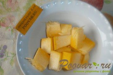 Печенье с мятой и тыквой Шаг 2 (картинка)