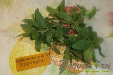 Печенье с мятой и тыквой Шаг 1 (картинка)