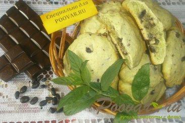 Печенье с мятой и тыквой Шаг 13 (картинка)