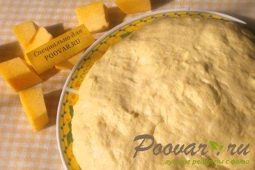 Тесто дрожжевое с тыквенным пюре Шаг 9 (картинка)