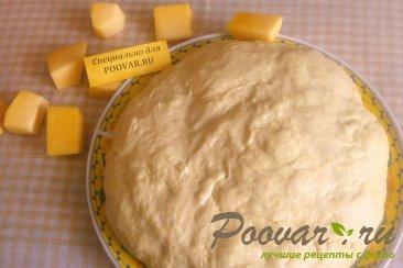 Тесто дрожжевое с тыквенным пюре Изображение