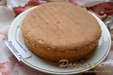 Бисквитный торт с кремом Шаг 1 (картинка)