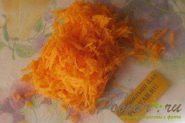 Пирожки с капустой из тыквенного теста Шаг 5 (картинка)