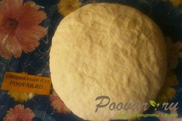 Пирожки с капустой из тыквенного теста Шаг 9 (картинка)