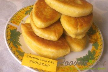 Пирожки с капустой из тыквенного теста Шаг 17 (картинка)