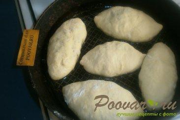 Пирожки с капустой из тыквенного теста Шаг 15 (картинка)