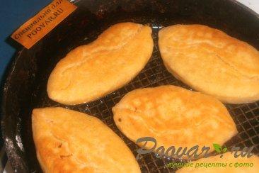 Пирожки с капустой из тыквенного теста Шаг 16 (картинка)