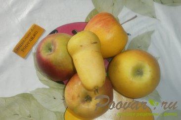 Пюре из тыквы и яблок Шаг 3 (картинка)